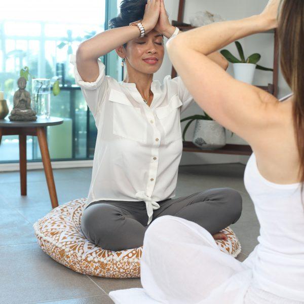 Savaldi savu prātu 5 dienās: Meditācijas Iesācējiem